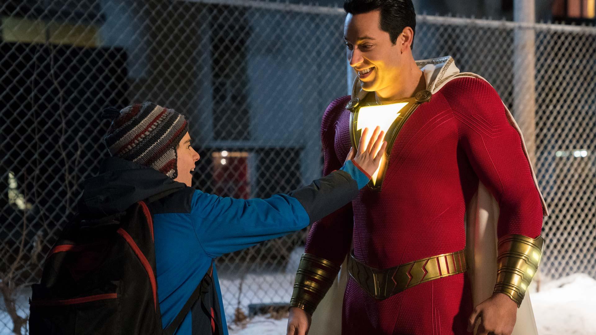 Shazam!, la nueva película de Warner/DC