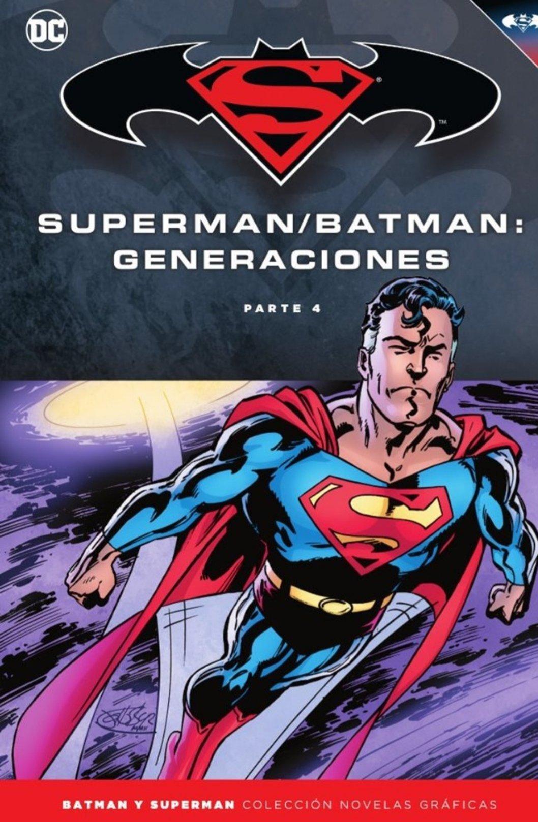 Superman/Batman: Generaciones