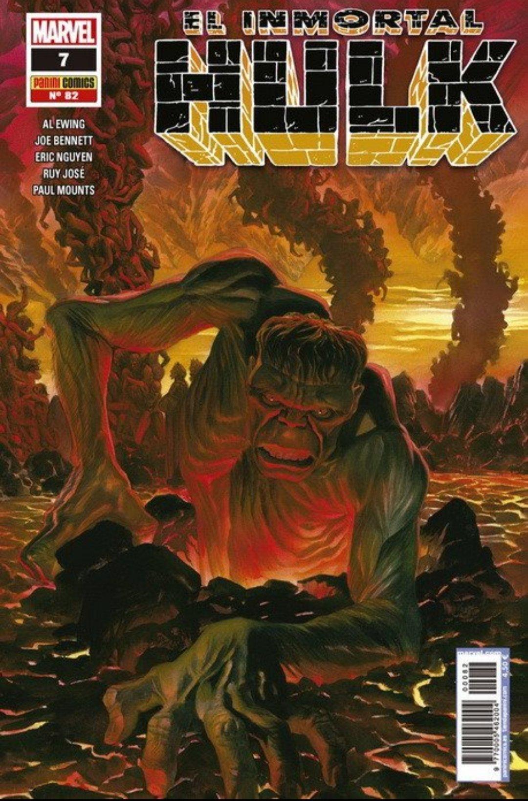 Inmortal Hulk 7