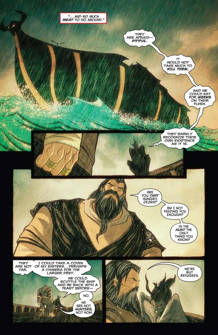 Shrae, el anti-Noé