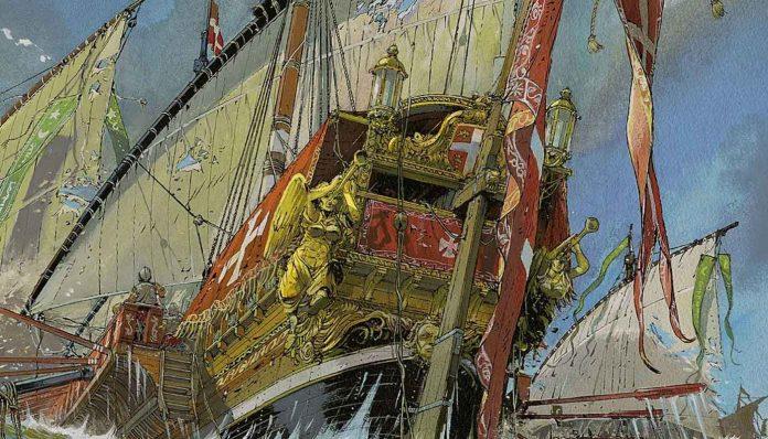 Las Grandes Batallas Navales: LEPANTO