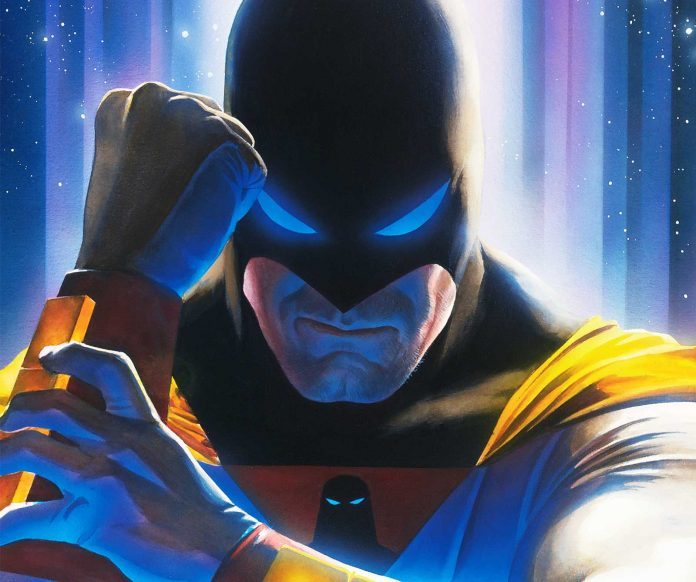 Space Ghost - Alex Ross