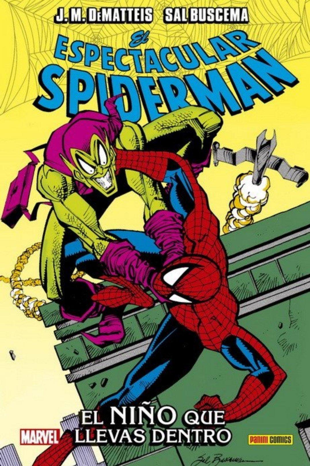 Spiderman: El niño que llevas dentro