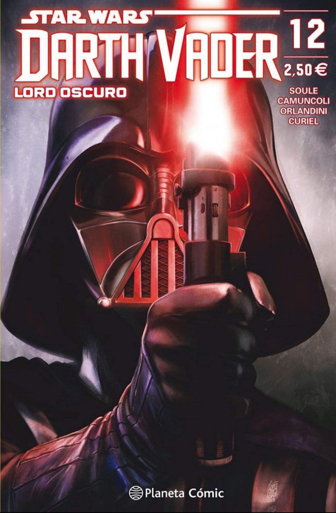 Darth Vader: Lord Oscuro