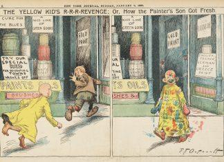 Yellow Kid 1919