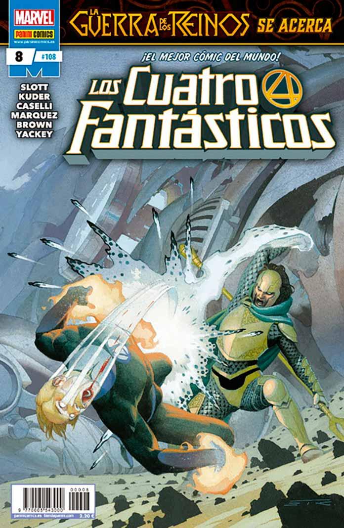 Los Cuatro Fantásticos #8