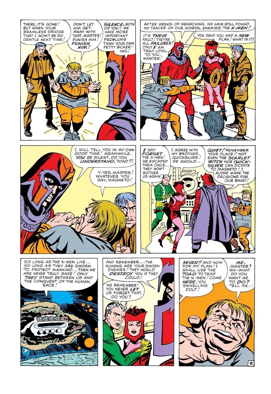 El Sapo y la Hermandad de Mutantes
