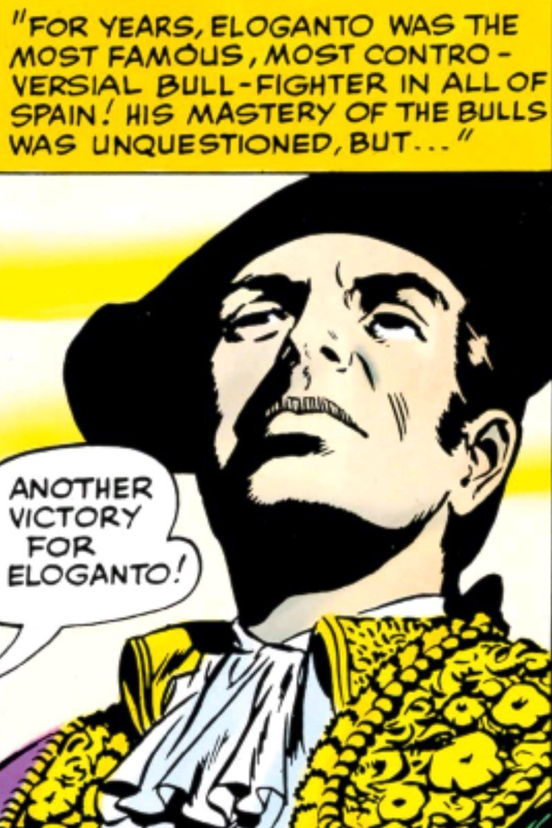 Manuel Eloganto, alias El Matador