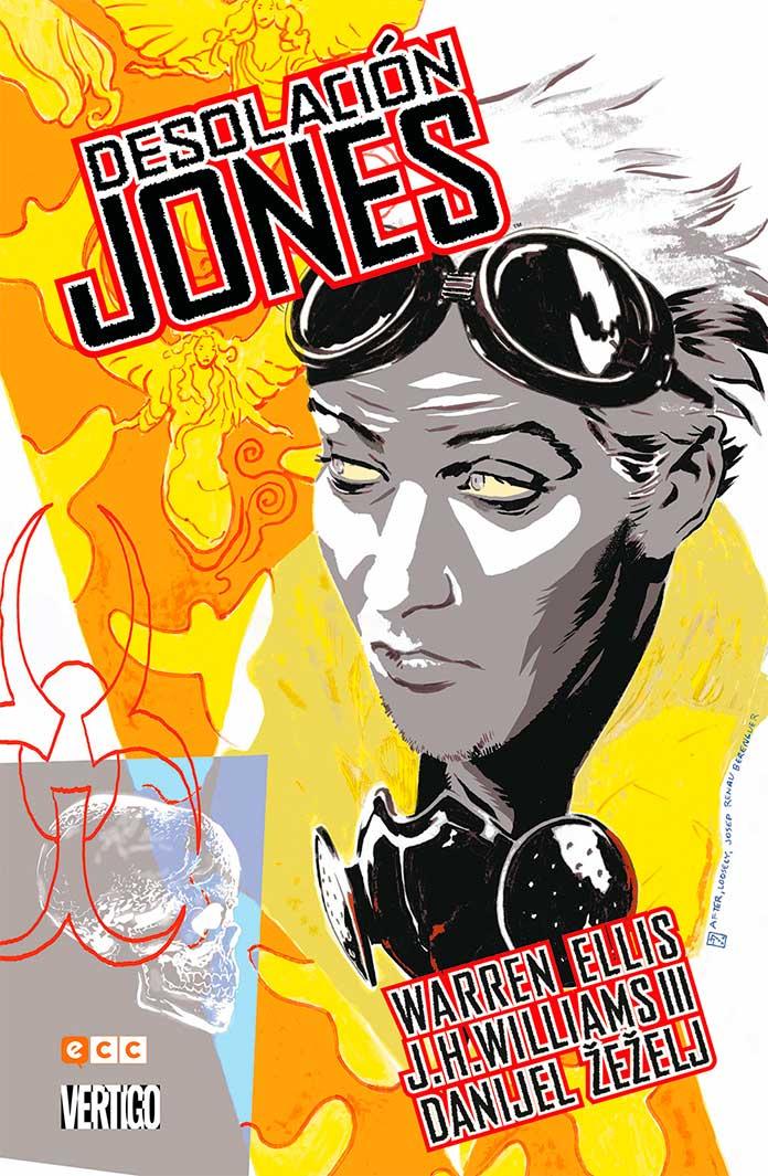 Desolation Jones portada